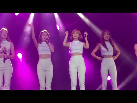 [FANCAM] 150912 Apink 에이핑크 - Introduction + Talk @ MTV World Stage Malaysia 2015