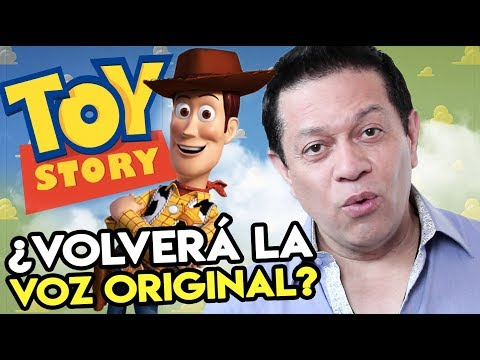 Por qué cambió la voz de Woody en Toy Story? Carlos Segundo responde #Probadita