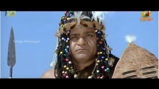 Brahmanandam and Ali Back to Back Comedy Scenes | Pravarakyudu Movie