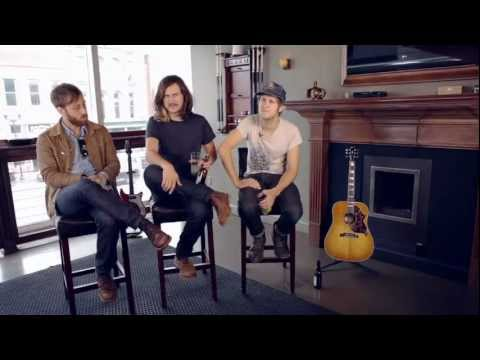 JEFF The Brotherhood - Interview w/ Dan Auerbach About Hypnotic Nights