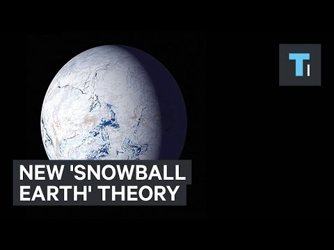 The Snowball Earth Theory