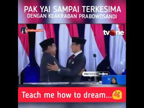 Teach Me How To Dream Pak Yai Sampe Terkesima