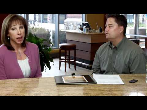 Move Up Buyers Interview with Real Estate Expert Joe Doman and Mortgage Expert Leslie Wish