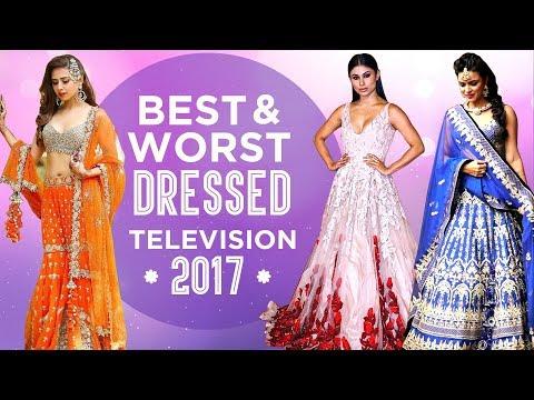 Video Mouni Roy, Sargun Mehta, Nia Sharma: Best Dressed TV celebrities of 2017 download in MP3, 3GP, MP4, WEBM, AVI, FLV January 2017
