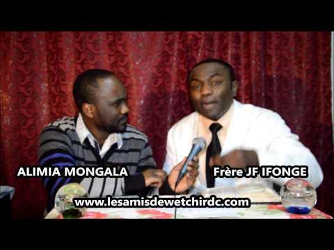 TÉLÉ 24 LIVE: Frère JF Ifonge apanzi nde ko panza:`Ba liaka bisanza na bango.bazali ba Chiens!