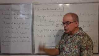 Algebra Intermedia - Lección 50 - B (problemas Verbales De Movimiento)