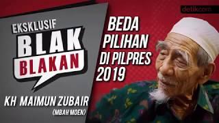 Video Blak-blakan Mbah Moen, Mengendalikan Perbedaan di Pemilu 2019 MP3, 3GP, MP4, WEBM, AVI, FLV April 2019