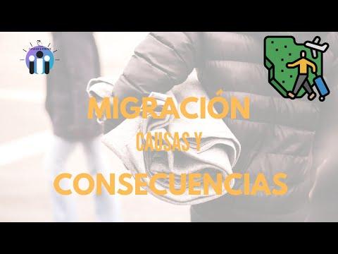 Causas y consecuencias de la migración en México y el mundo