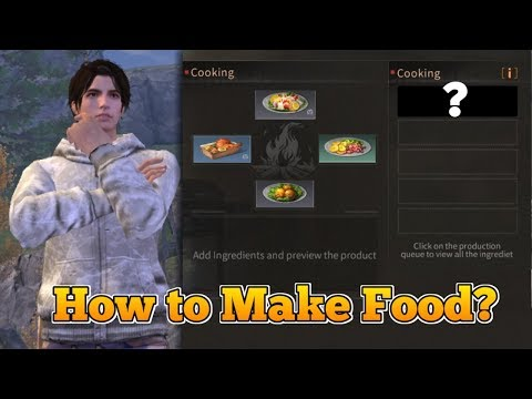 How To Cook Food In Life After Android - Life After Tutorial #1