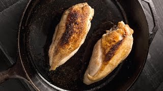 Easy Roasted Chicken Breast Recipe by Chowhound