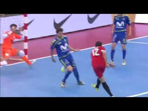 Futsal Intercontinental Cup 2016: Highlights Al Rayyan - Movistar Inter