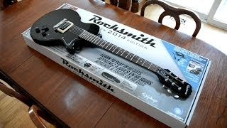 A 40 year old buys his first electric guitar ! Thinking of buying the Rocksmith 2014 bundle ? Read my detailed thoughts on the guitar below ! To summarise; 1) If ...