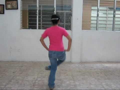 paso de danza