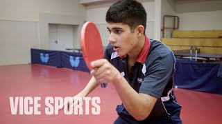 Video America's Ping Pong Prodigy: The 16 Project MP3, 3GP, MP4, WEBM, AVI, FLV April 2019