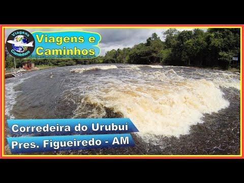 Corredeira do Urubuí - Presidente Figueiredo - Amazonas