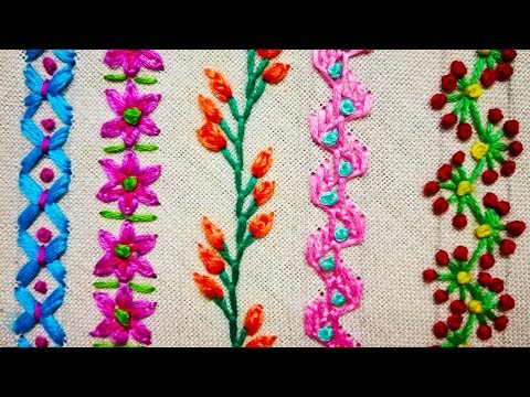 219-Modified basic stitches(Hindi/Urdu)