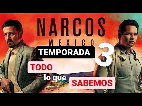 🔴NARCOS MÉXICO TEMPORADA 3 TODO lo que SABEMOS (trama, personajes)🔴