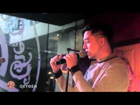 Sam Concepcion - Lost Without U (a Robin Thicke cover) Live at the Stages Sessions