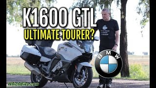 9. BMW K 1600 GTL | 2018 | The Ultimate Touring Motorcycle?