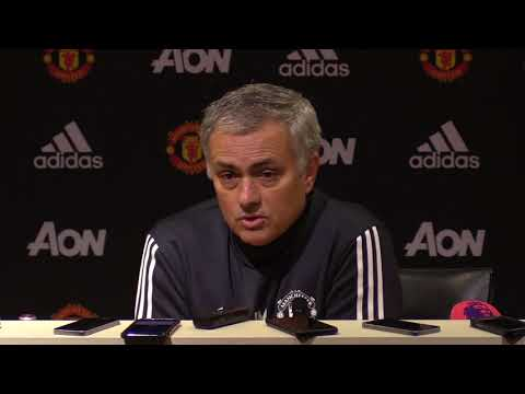 Mourinho's full astounding response to Conte's outburst (видео)