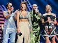 Little Mix Introduce Harry Styles At The iHeart Radio Music Festival