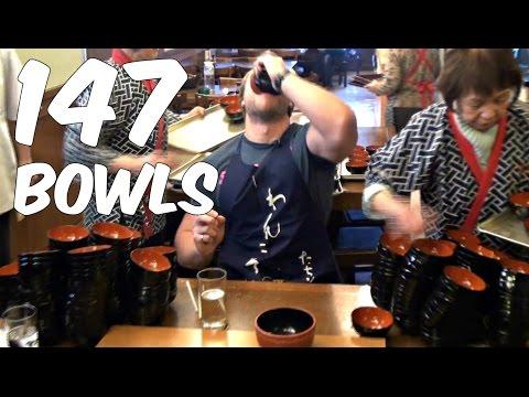 Nhật Bản ăn nhiều ko kém Tây đâu :v