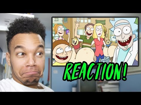 """Rick and Morty Season 1 Episode 8 """"Rixty Minutes"""" REACTION!"""