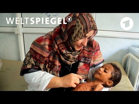 Jemen: Eine Ärztin kämpft für die Ärmsten | Weltspiegel