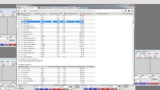 Stock Market Earnings Preview 4-22 To 4-26 Stock Market High Frequency Trading Education Video