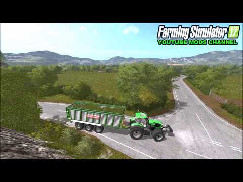 Deutz-Fahr 9 Series v1.0.0.0