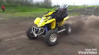 8. Suzuki Ltz 400 :)