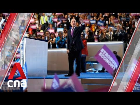 Former NYC mayor Michael Bloomberg preparing to enter presidential race