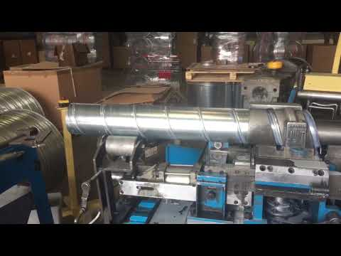 Ligne de profilage pour tôle WAMMES TF 1250 2011