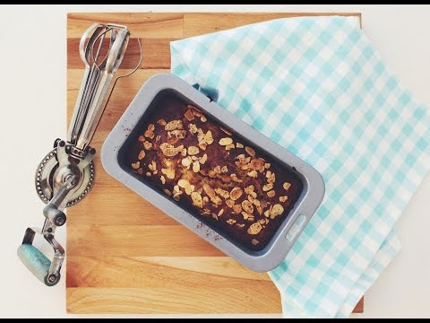 Easy & Simple Banana Bread Recipe | A Tasty Plate