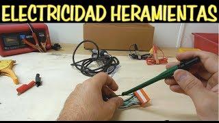 Mis herramientas favoritas para la electricidad automotriz