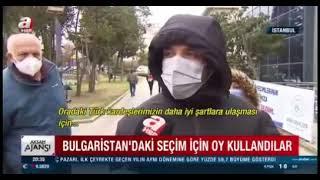 Türkiye-Bulgaristan Vatandaşlığı Bulunan 790 Komşumuz Oy Kullanmak İçin Sandığa Gitti - A Haber