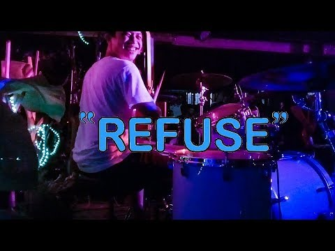 Limitless - Refuse | Drum Cam | (LIVE)