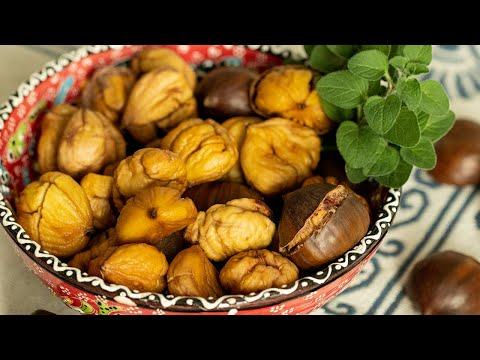 How to Roast Chestnuts at Home in the Oven