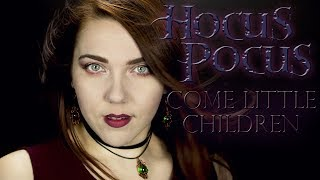 🎃 Come Little Children -  Hocus Pocus (Cover by Alina Lesnik)