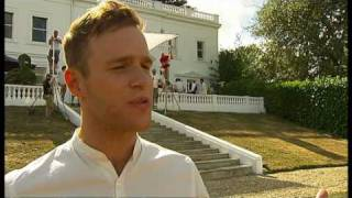 Olly Murs - Please Don't Let Me Go (ITN Behind The Scenes)