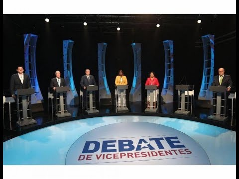 Debate de Vicepresidentes