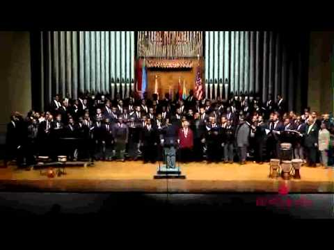 Morehouse Glee Club Spring Concert