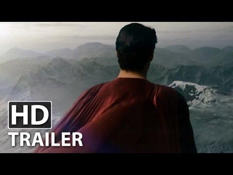 Man of Steel - Trailer (Deutsch | German) | HD | Superman