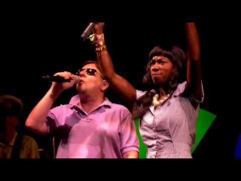 Gorillaz Live At Glastonbury (HD) - DARE
