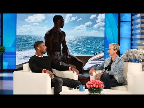 Michael B. Jordan Barely Had a Social Life During 'Black Panther'