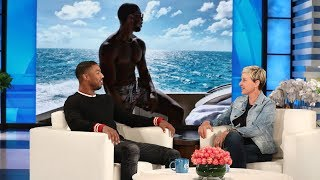 Video Michael B. Jordan Barely Had a Social Life During 'Black Panther' MP3, 3GP, MP4, WEBM, AVI, FLV Maret 2018