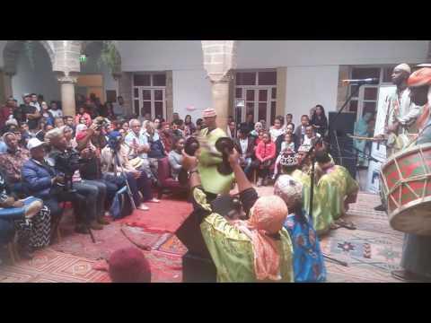 soirée Hommage Maalam Mahmoud Guinia – @ L AÂDA – Gnawa D'Essaouira