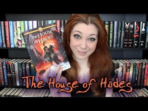The House of Hades by Rick Riordan [Book Discussion]
