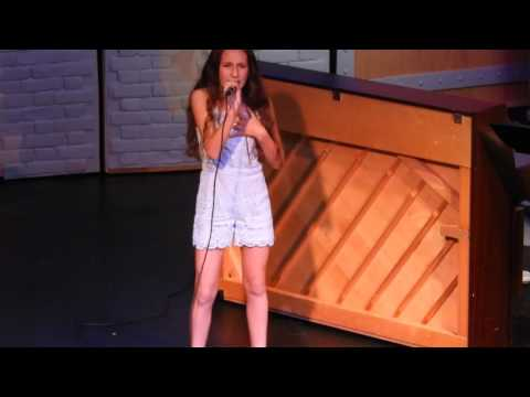 Bianca Schembri @ Colfe's School London - Shout Out To My Ex (Little Mix)