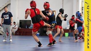 china national sanda training the best of wushu sanshou
